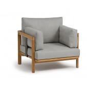 Weißhäupl Sessel New Hampton mit Sitzpolster, Rückenpolster und 2 Armlehnkissen