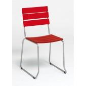 Weißhäupl Stuhl Balcony - Edelstahl / Kunststoff