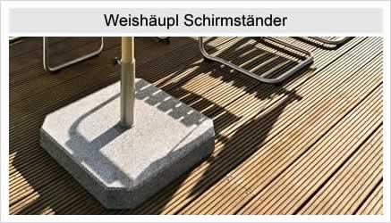 Weishäupl Schirmständer