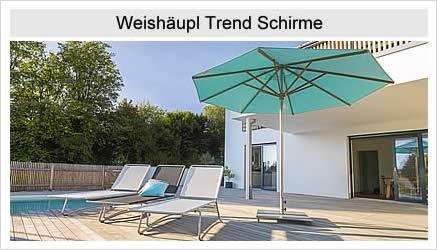 Weishäupl Trend Schirme
